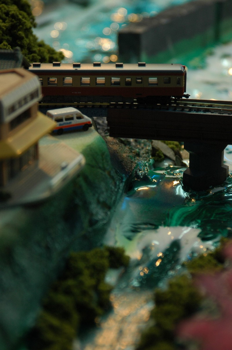鉄道模型 ジオラマ
